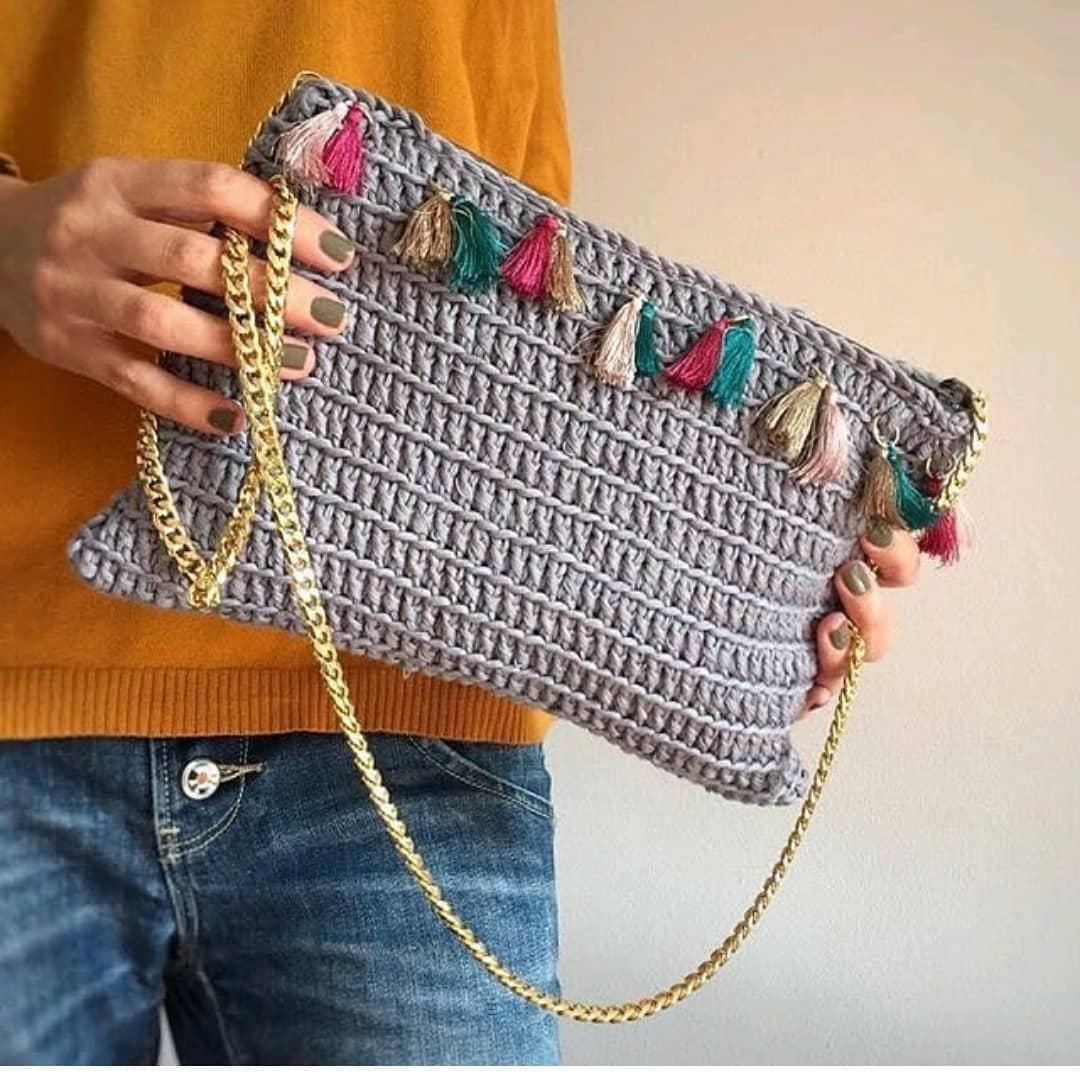 how-to-crochet-a-beauty-and-cute-handbag-or-bags-new-season-2019