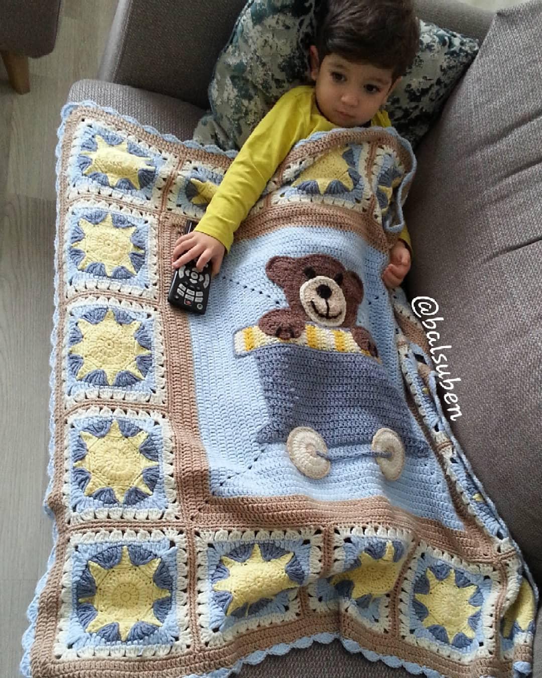 Free Crochet Baby Blanket Patterns for