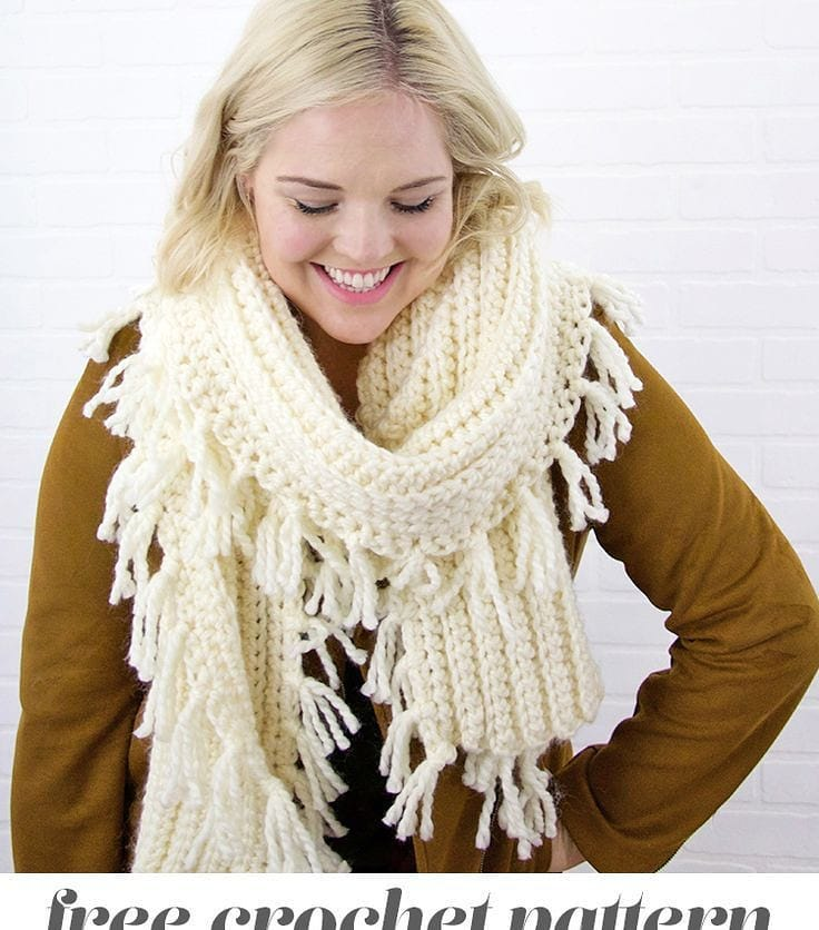 59-stylish-and-easy-crochet-scarf-patterns-for-new-season-2019
