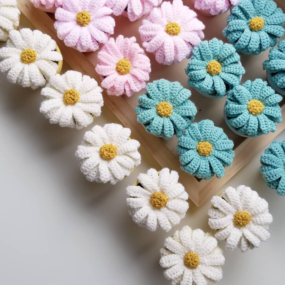53 Crochet Flower Patterns And What To Do With Them Easy 2019