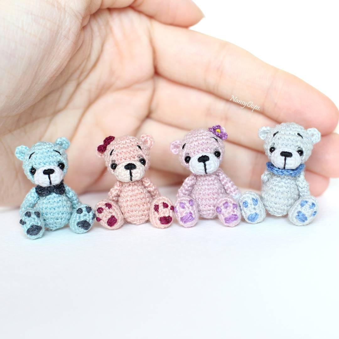 Free Amigurumi Patterns and Crochet Animals | AllFreeCrochet.com | 1080x1080