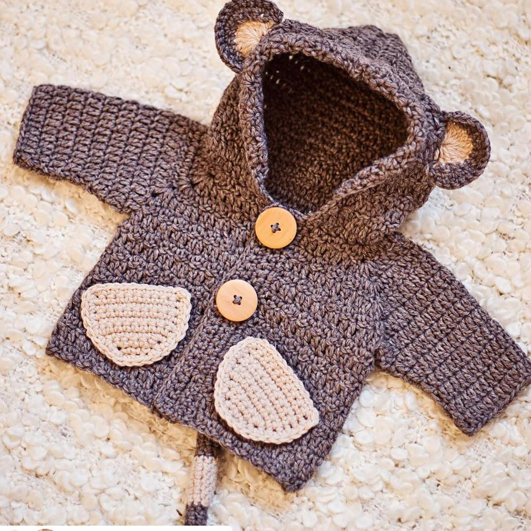 Free Crochet Patterns for Baby Items for New Year 2019