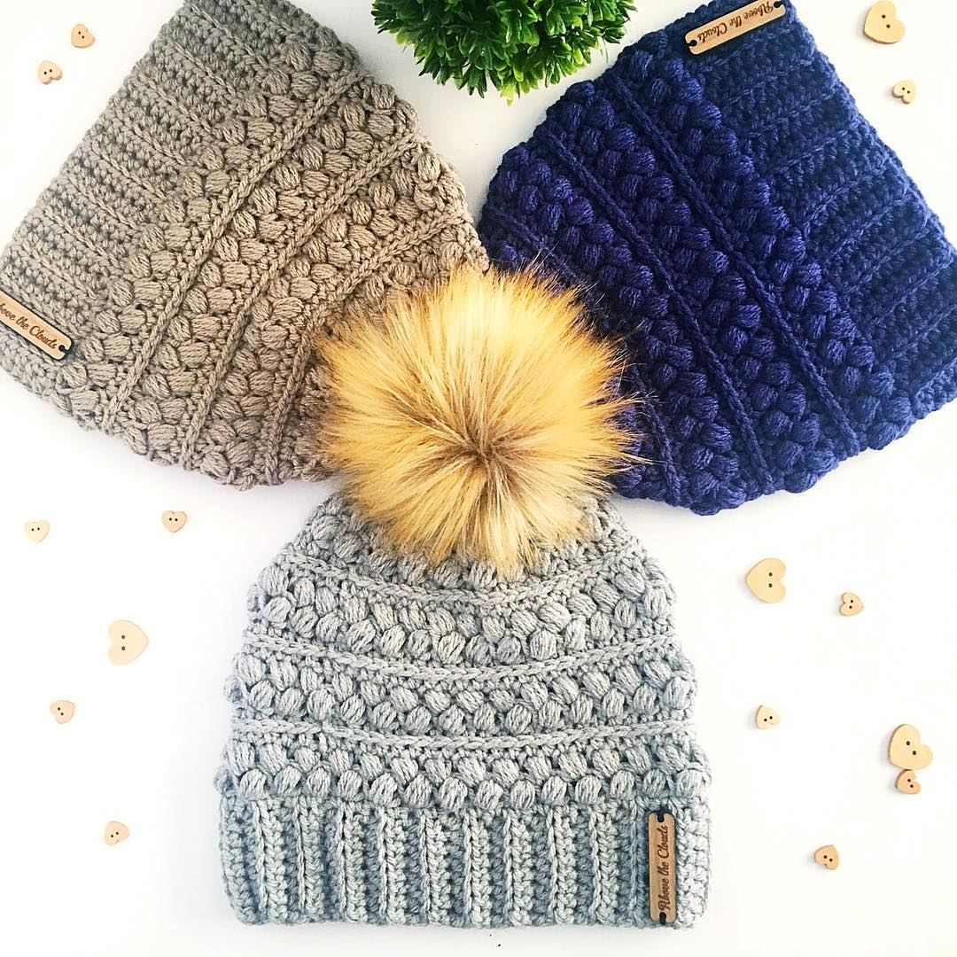 Stylish And Glamour Free Crochet Hat Pattern Images For 2019