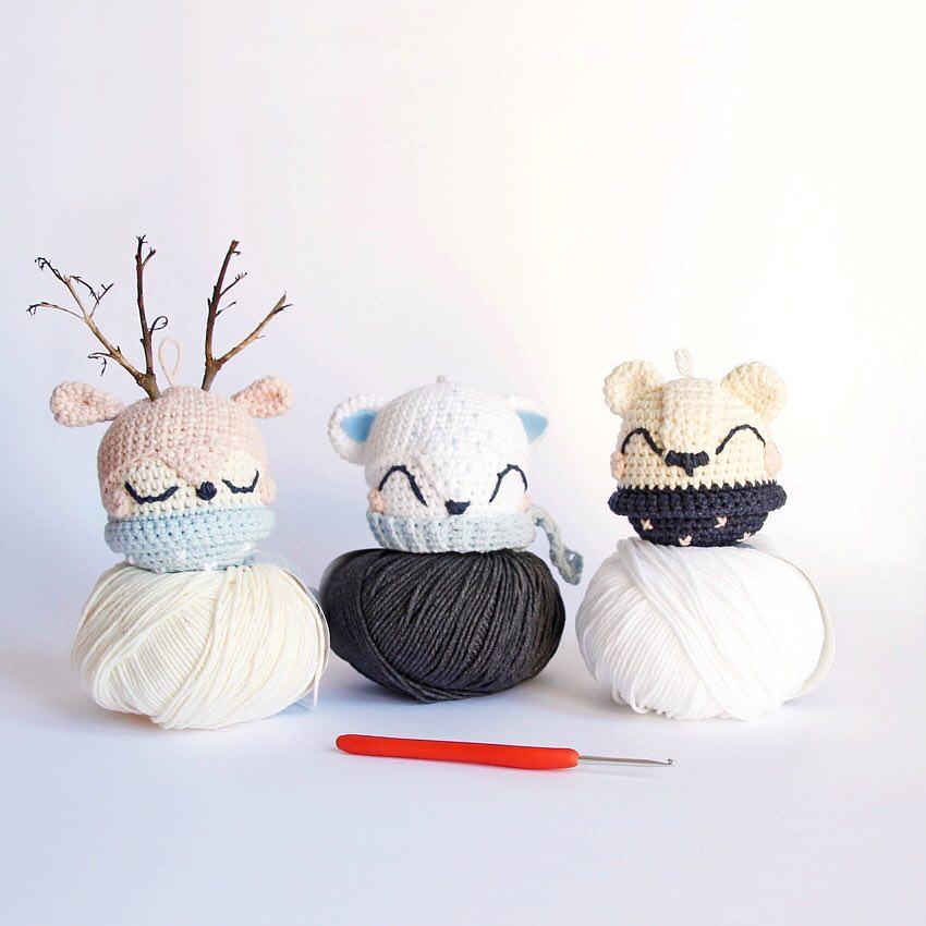 Free Christmas Amigurumi Crochet Pattern Image Ideas For 2019 Page