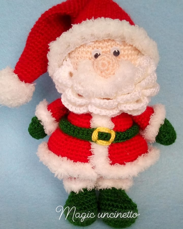 Free Christmas Amigurumi Crochet Pattern Image Ideas For 2019 Page
